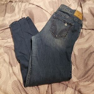 Hollister 7 R Regular Skinny Jeans
